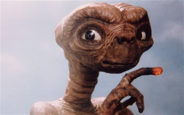 Steven Spielberg E.T. -elokuva