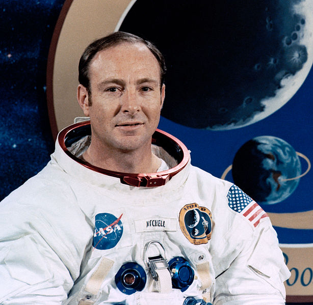 astronautti Edgar Mitchell