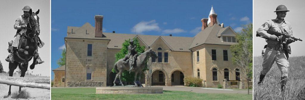 Fort Rileyn sotilastukikohta Kansasissa Yhdysvalloissa. Philip J. Corso näki siellä avaruusolennon ruumiin.