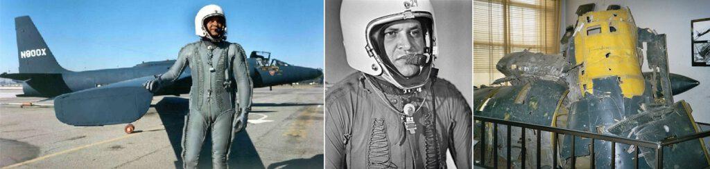 Neuvostoliiton ilmatorjunta pudotti Francis Gary Powersin U-2 tiedustelukoneen 1.5.1960.