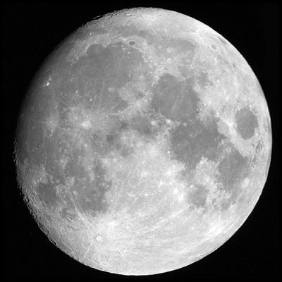Projekti Horizon oli Yhdysvaltain maavoimien suunnitelma sotilaallisen kuutukikohdan rakentamiseksi. Kuvassa on Kuu.