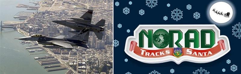 NORAD on Pohjois-Amerikan ilmapuolustuskomentokeskus vastaa Pohjois-Amerikan ilmapuolustuksesta. NORADilta voi kysellä joulun aikaan joulupukin sijaintia.