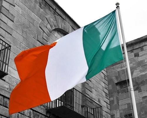 Irlannin lippu
