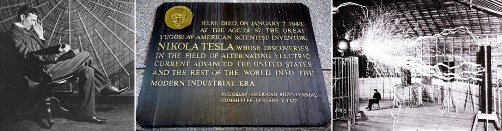 Kirjassa Roswellin avaruusolennon haastattelu kerrotaan mm. fyysikko Nikola Teslasta.