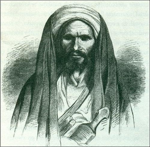 Piirros: Hasan ibn-al-Sabbah