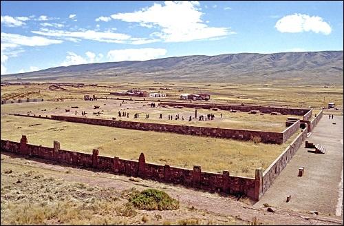 Kalasasayan arkeologinen kompleksi.