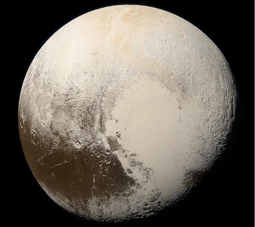 kääpiöplaneetta tai plutoidi Pluto