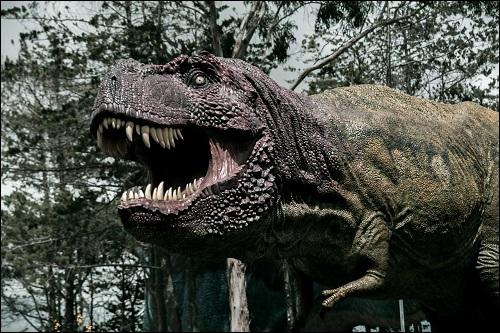 Dinosaurus eli hirmulisko (Dinosauria).