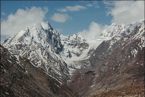 Himalajan vuoristo.