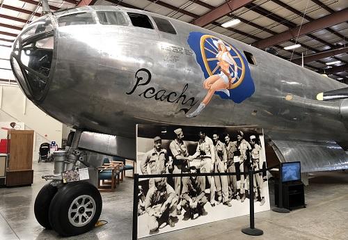 Boeing B-29 Superfortress -pommikone.