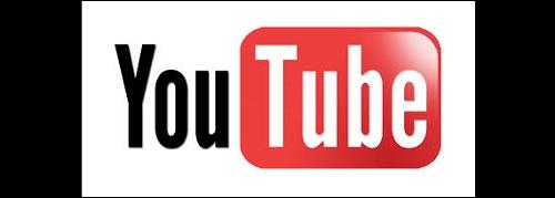 YouTube-logo ja kuvatekstinä linkki Thomas DuBosen videoituun todistajalausuntoon Roswellin tapauksesta.