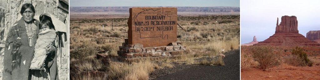 New Mexico, Navajo-reservaatti.