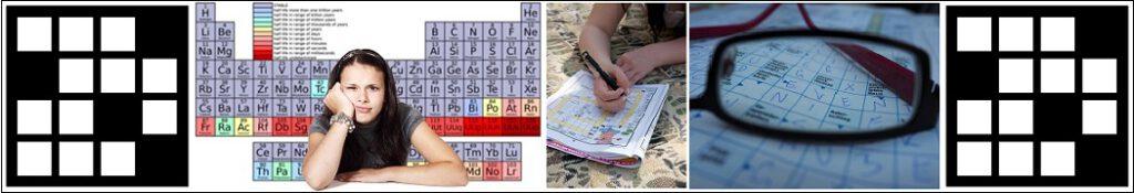 Sanaristikkona toteutettu oppimispeli maailmankaikkeudesta.